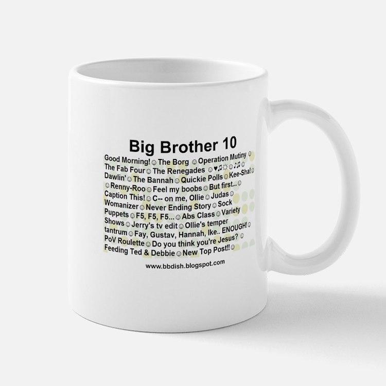 BB10 Quotes Mug