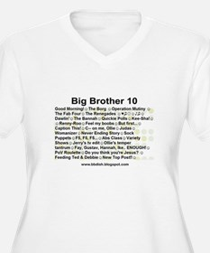 BB10 Quotes T-Shirt