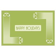 Savvy Green Holidays Posters