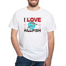 I Love Killifish Shirt