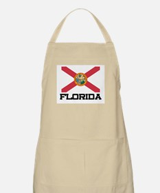 Florida Flag BBQ Apron