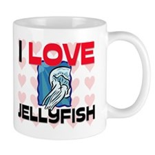 I Love Jellyfish Mug