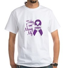 Missing My Grandpa 1 PURPLE Shirt