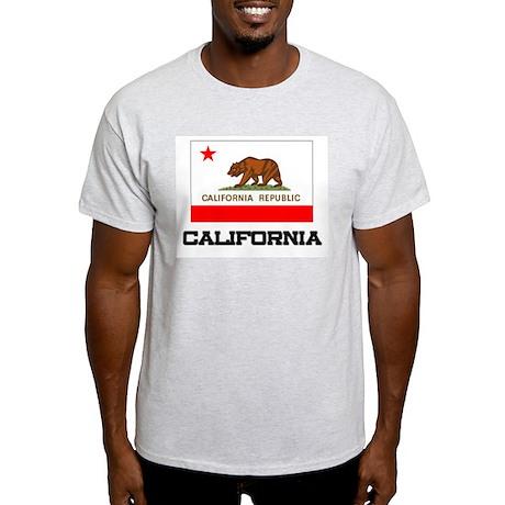 California Flag Light T-Shirt