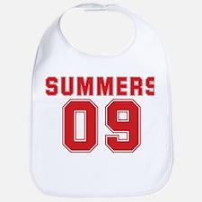 SUMMERS 09 Bib