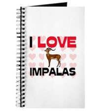 I Love Impalas Journal