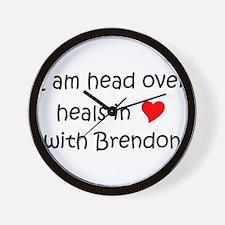 Cool Brendon Wall Clock