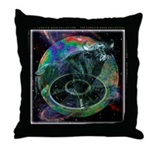 Taurus Zodiac Throw Pillow