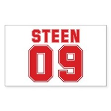 STEEN 09 Rectangle Decal