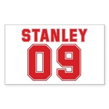 STANLEY 09 Rectangle Decal
