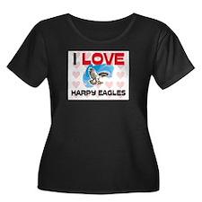 I Love Harpy Eagles T