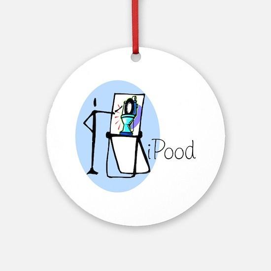 iPood Keepsake (Round)