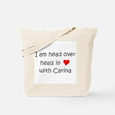 Unique Carina Tote Bag