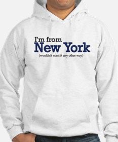 I'm from NY Hoodie