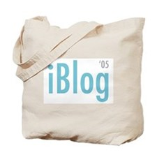 I blog Tote Bag