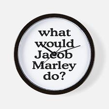 Jacob Marley Wall Clock