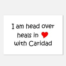 Caridad Postcards (Package of 8)