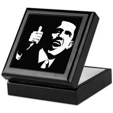 Obama Keepsake Box