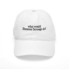 Ebenezer Scrooge Baseball Cap