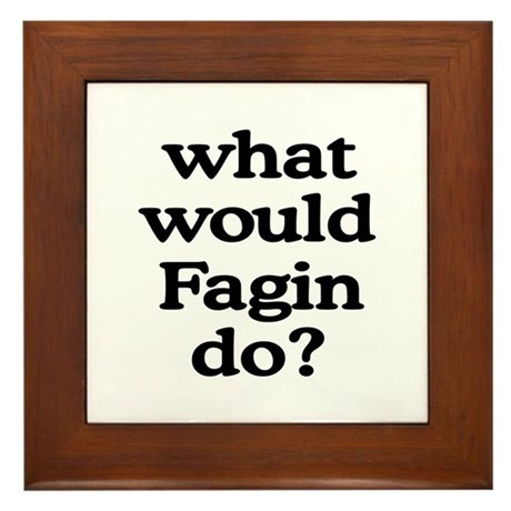Fagin Framed Tile