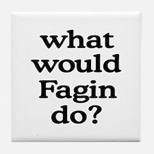 Fagin Tile Coaster