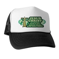 Obama is no JC Trucker Hat