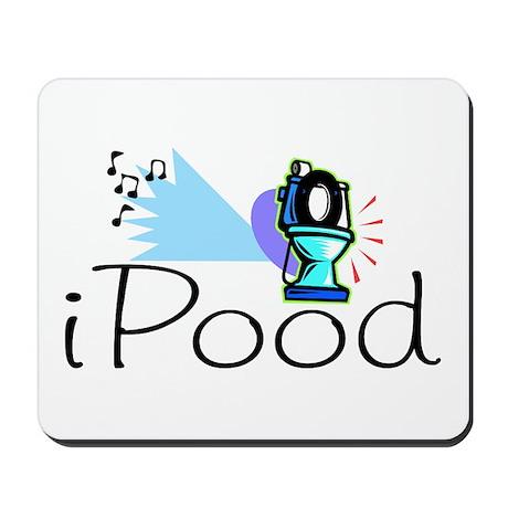 iPood Mousepad
