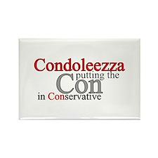 Condoleezza Rice Rectangle Magnet