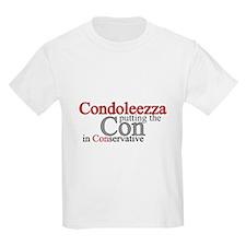 Condoleezza Rice Kids T-Shirt