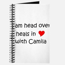 Funny Camila Journal