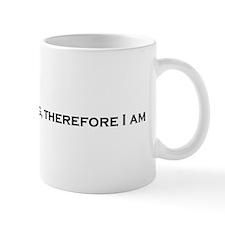 I Beer Bong, Therefore I Am Mug