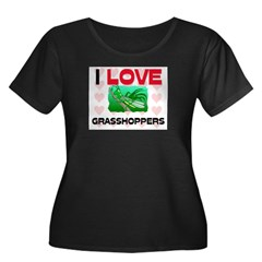 I Love Grasshoppers T