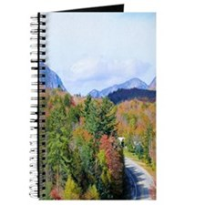 Fall Foliage Franconia Notch New Hampshire Planner