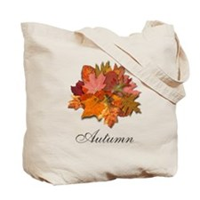New Hampshire Fall Foliage Reusable Tote Bag