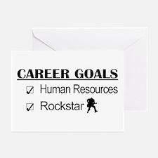 Human Resources Career Goals - Rockstar Greeting C