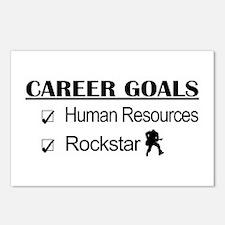 Human Resources Career Goals - Rockstar Postcards