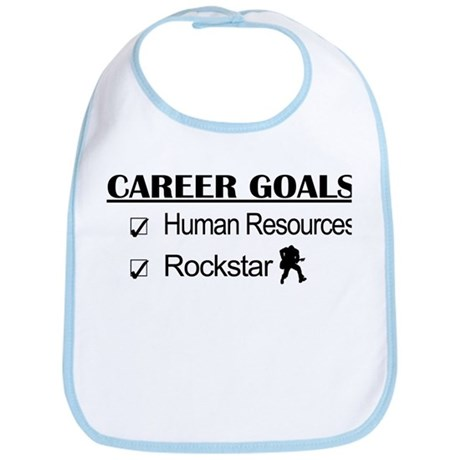 Human Resources Career Goals - Rockstar Bib