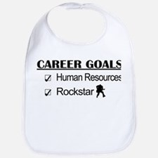 Human Resources Career Goals - Rockstar Bib