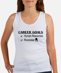 Human Resources Career Goals - Rockstar Women's Ta