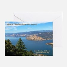 Clear Lake Greeting Cards (Pk of 10)