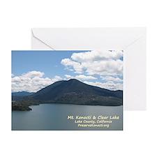 Mt Konocti Greeting Cards (Pk of 10)