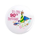 90th birthday Single