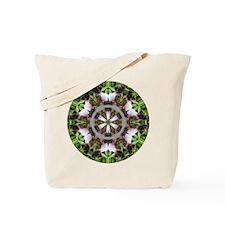 MiMi on green Tote Bag