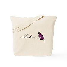 Nicola Tote Bag
