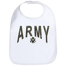 Army & Eagle Bib