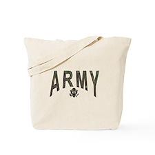 Army & Eagle Tote Bag
