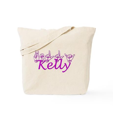 Kelly-ppl Tote Bag