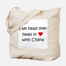 Unique Chana Tote Bag