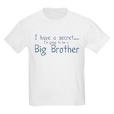 I have a Secret, BIG BROTHER! T-Shirt