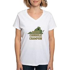 Virginia State Cornhole Champ Shirt